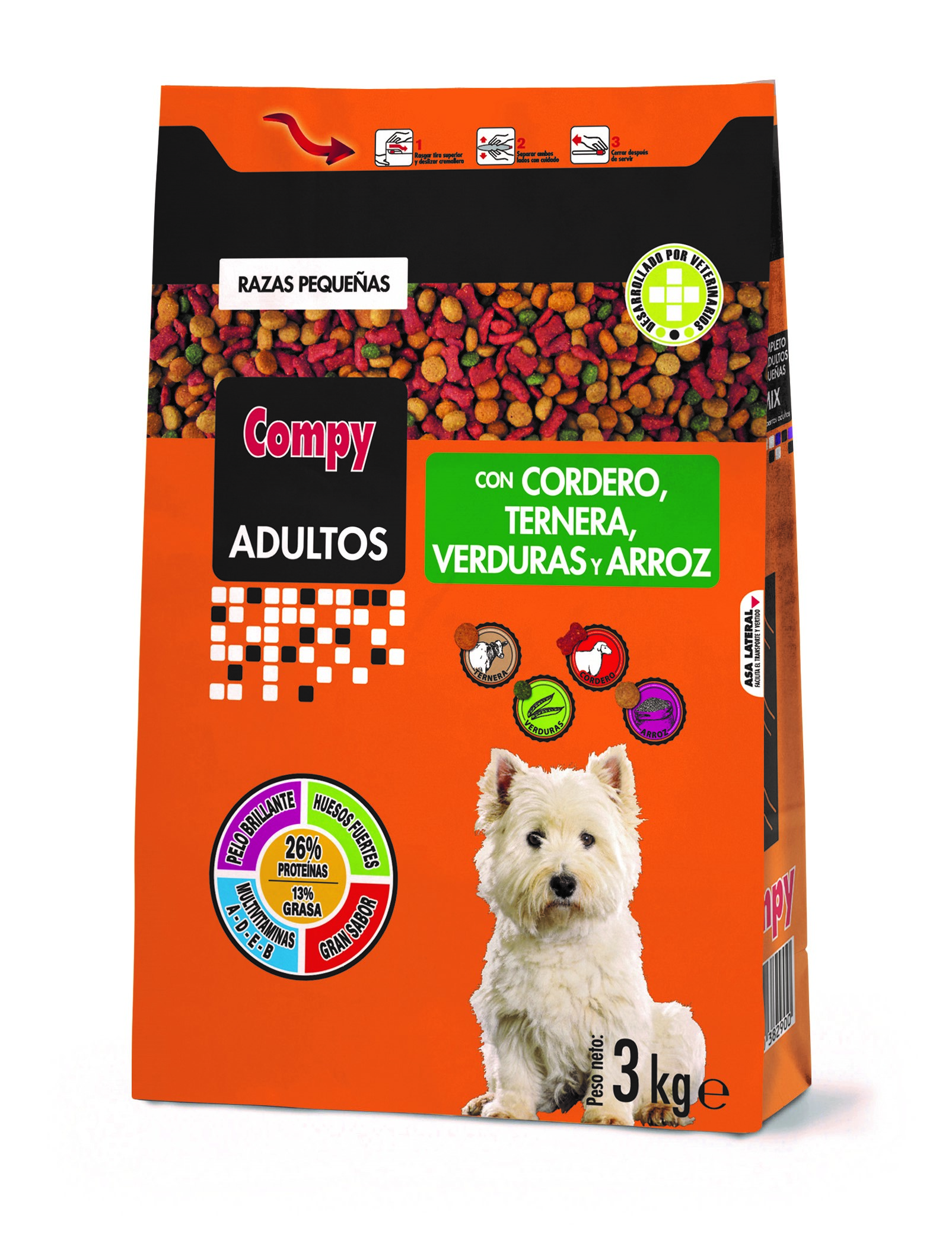 Natural Small Veal Bones For Dogs