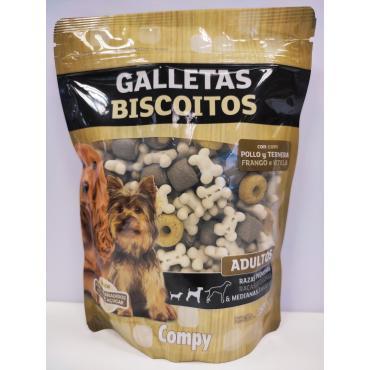 Compy Snacks Biscoitos