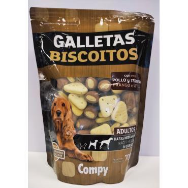 Compy Snacks Galletas