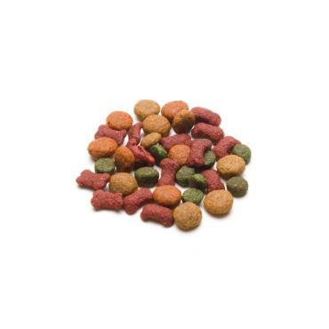 Compy com Borrego, Vitela, Verduras e Arroz