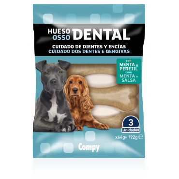 Compy Hueso Dental